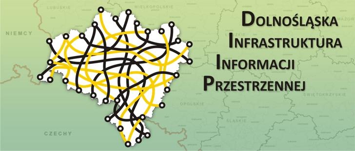 Dział ds. Dolnośląskiej Infrastruktury Informacji Przestrzennej